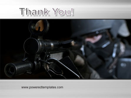 Commando PowerPoint Template Slide 20
