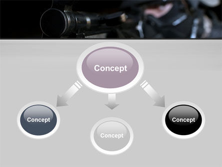 Commando PowerPoint Template, Slide 4, 10543, Military — PoweredTemplate.com