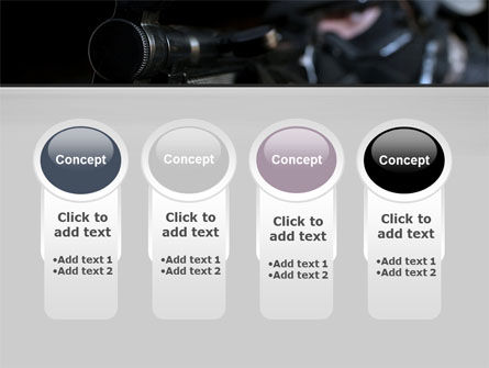 Commando PowerPoint Template Slide 5