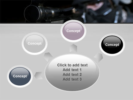 Commando PowerPoint Template Slide 7