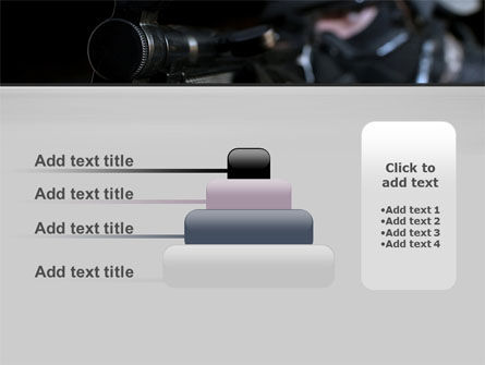 Commando PowerPoint Template Slide 8