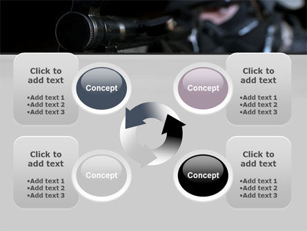 Commando PowerPoint Template Slide 9