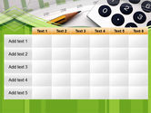 Report Generation PowerPoint Template#15