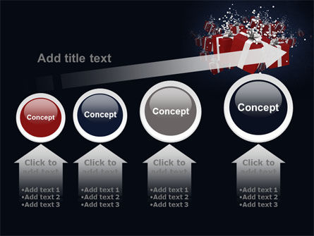 Gift Boxes PowerPoint Template Slide 13