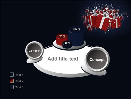 Gift Boxes PowerPoint Template Slide 16
