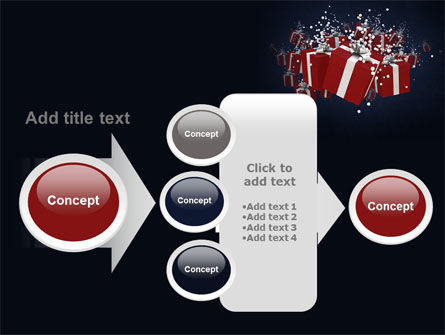 Gift Boxes PowerPoint Template Slide 17