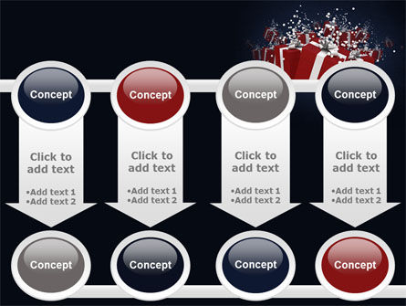 Gift Boxes PowerPoint Template Slide 18