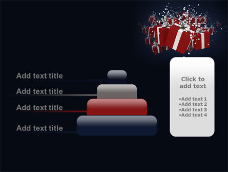 Gift Boxes PowerPoint Template Slide 8