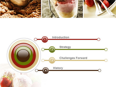 Refreshing and Yummy PowerPoint Template, Slide 3, 10557, Food & Beverage — PoweredTemplate.com