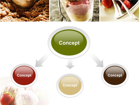 Refreshing and Yummy PowerPoint Template, Slide 4, 10557, Food & Beverage — PoweredTemplate.com