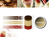 Refreshing and Yummy PowerPoint Template#11