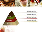 Refreshing and Yummy PowerPoint Template#12