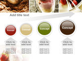 Refreshing and Yummy PowerPoint Template#13