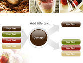 Refreshing and Yummy PowerPoint Template#14