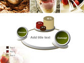 Refreshing and Yummy PowerPoint Template#16