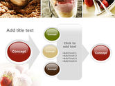 Refreshing and Yummy PowerPoint Template#17
