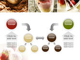 Refreshing and Yummy PowerPoint Template#19
