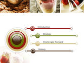 Refreshing and Yummy PowerPoint Template#3