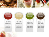 Refreshing and Yummy PowerPoint Template#5