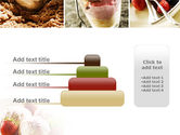 Refreshing and Yummy PowerPoint Template#8