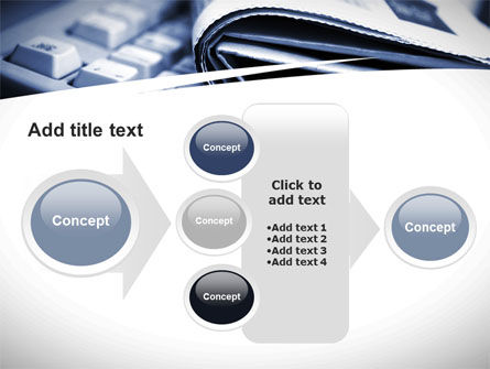 News and Media PowerPoint Template Slide 17