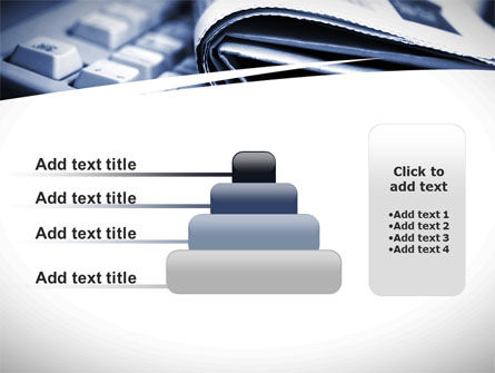 News and Media PowerPoint Template Slide 8
