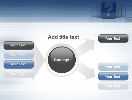 Question Icon PowerPoint Template Slide 14