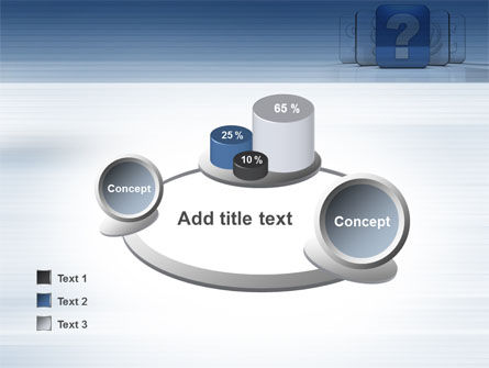 Question Icon PowerPoint Template Slide 16