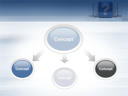 Question Icon PowerPoint Template Slide 4