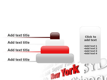 Destination New York PowerPoint Template Slide 8