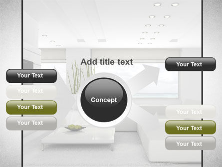 Airy Interior PowerPoint Template Slide 14