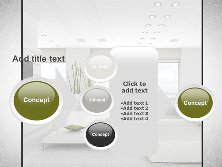 Airy Interior PowerPoint Template Slide 17