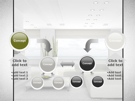 Airy Interior PowerPoint Template Slide 19