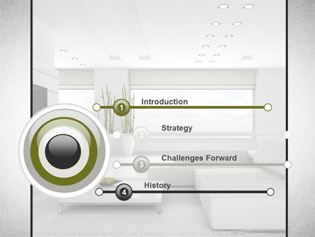 Airy Interior PowerPoint Template Slide 3