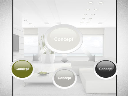 Airy Interior PowerPoint Template Slide 4