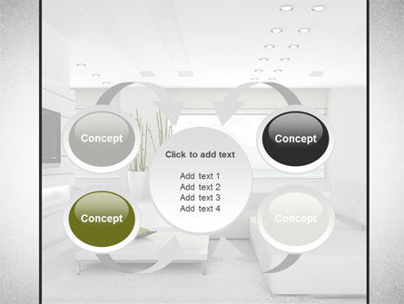 Airy Interior PowerPoint Template Slide 6