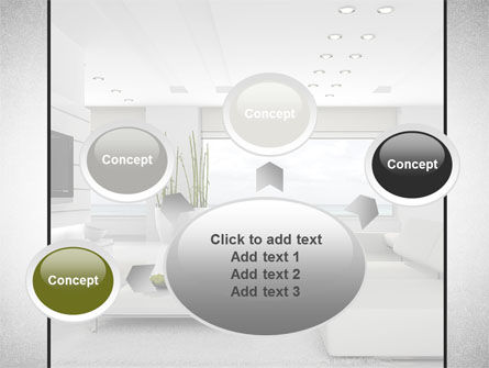 Airy Interior PowerPoint Template Slide 7
