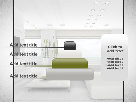 Airy Interior PowerPoint Template Slide 8