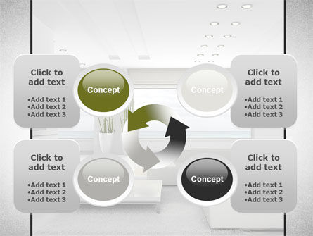 Airy Interior PowerPoint Template Slide 9