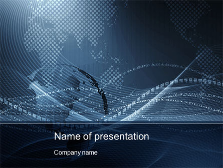 Business Background PowerPoint Template