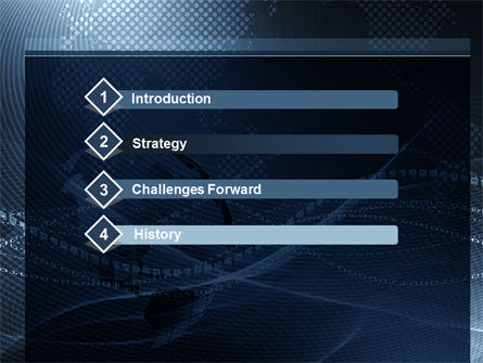 Business Background PowerPoint Template, Slide 3, 10573, Global — PoweredTemplate.com