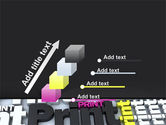 Print PowerPoint Template#14