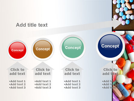 clinical pharmacology powerpoint template backgrounds