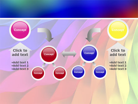 Colorful PowerPoint Template Slide 19