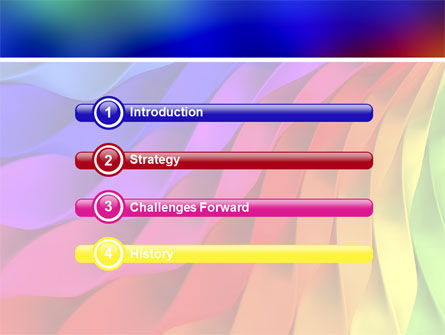 Colorful PowerPoint Template Slide 3