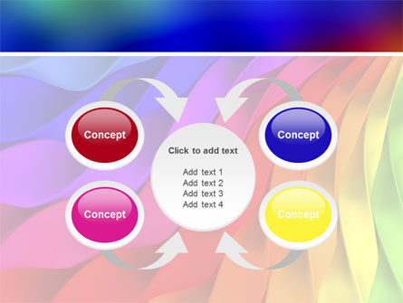 Colorful PowerPoint Template Slide 6