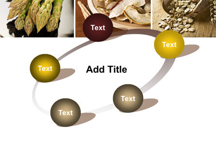Proteins Fats and Carbohydrates PowerPoint Template Slide 14