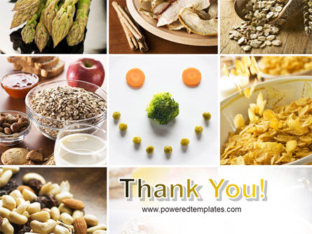 Proteins Fats and Carbohydrates PowerPoint Template Slide 20