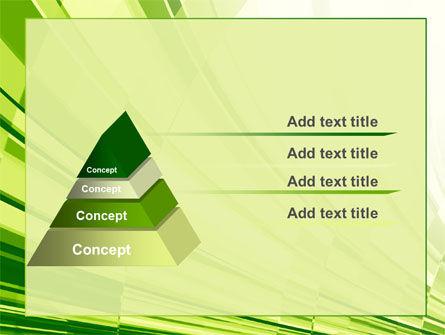 Abstract Fan PowerPoint Template Slide 12