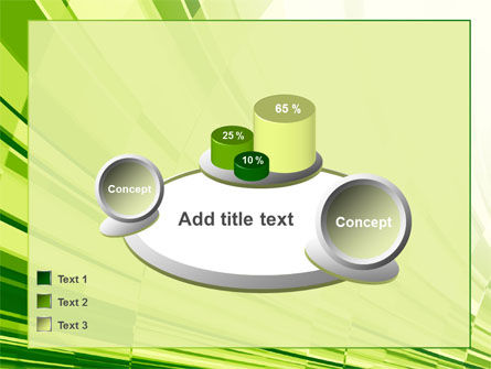 Abstract Fan PowerPoint Template Slide 16